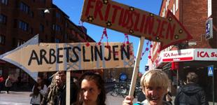 WORKSHOP MALMÖ 13/11 - Basinkomst ur ett feministiskt perspektiv